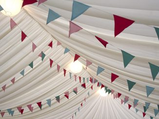 Bunting by Katherine Kenny on Flickr
