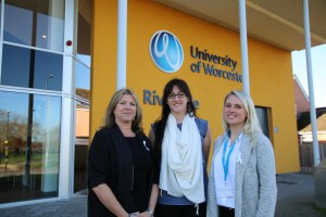 The Worcester team