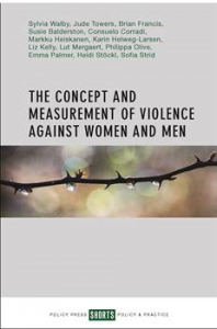 Violence against men and women book