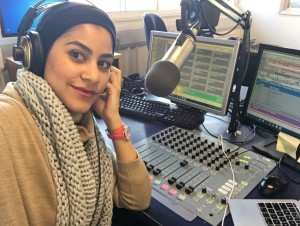 Dana reporting live from KCL Radio.