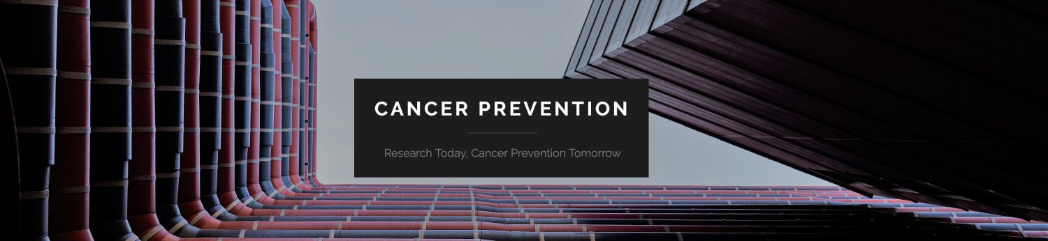 Cancer Prevention Group Blog
