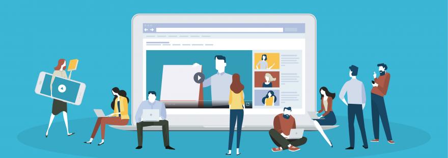 Staff online collaboration 1