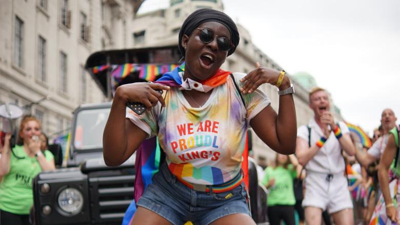 King's at London Pride