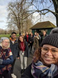 IoPPN Wellbeing Walk
