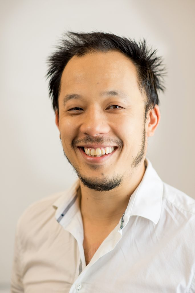 photo of Dr Chris Tang