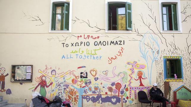 Pikpa mural