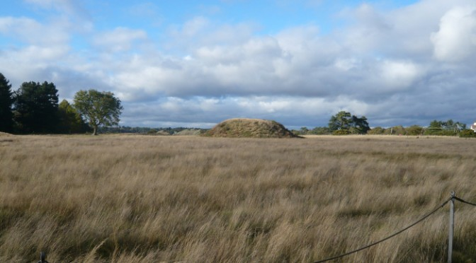 Buried Treasure (or not) at Sutton Hoo