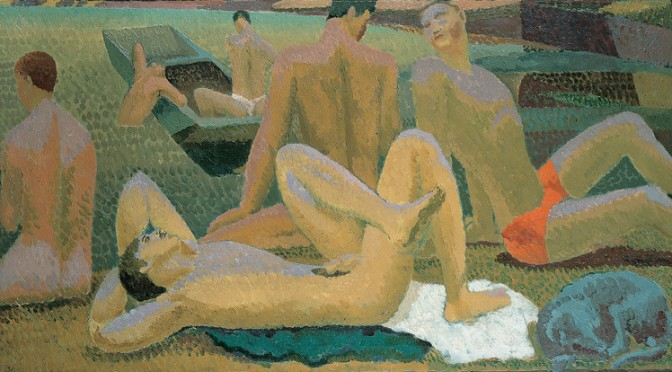 Painting in circles and loving in triangles: the Bloomsbury Group's queer ways of seeing