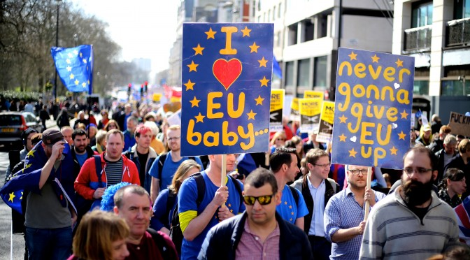 Teaching literature in the age of Trump and Brexit: some reflections