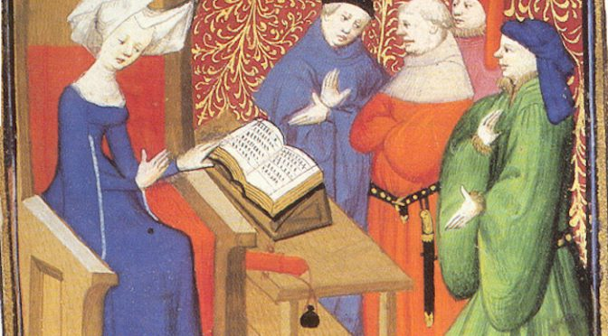 The long read: Medieval Women, Modern Readers