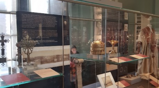 Exploring the Institutionalisation of Archaeology
