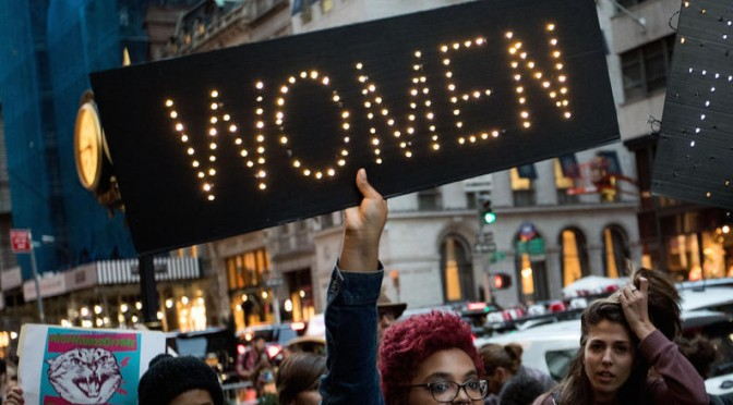 Photo by Drew Angerer/ Getty - Women's March 2016