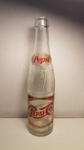 vintage Pepsi bottle