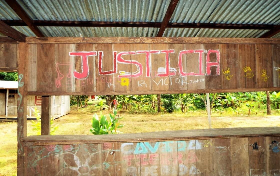 Image: © Rebecca Murphy. Location: Nueva Esperanza En Dios, Cacarica, Colombia