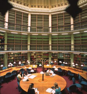 King's college London Maughan library