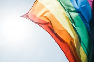 Image of a pride flag