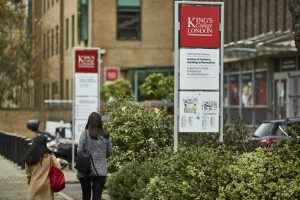 image of king's college london guy's campus