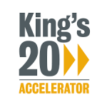 "Image saying ""king's20 accelerator"""