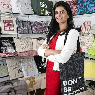 Smruti SRIRAM: CEO of the CEO of Supreme Creations and Bags of Ethics