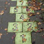 hopscotch tiles