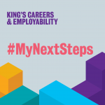 My Next Steps campaign is launching - click here to read the blog!