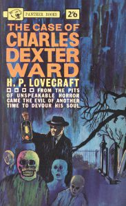 Cover of The case of Charles Dexter Ward