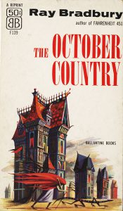 Cover of The October country