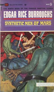 Cover showing a warrior fighting