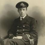 Portrait photograph of Lieutenant Maurice John Bethell