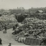 British supplies at Boulogne