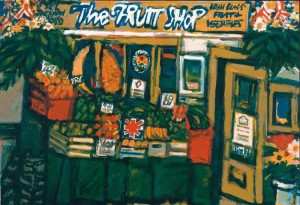 The Fruit Shop, 18 x 25, Edition of 90, 2000, £500