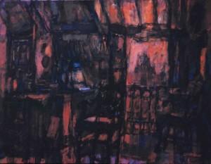 [Study], oil, c. 1959