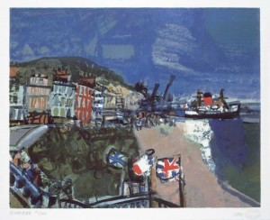 Folkestone (posthumous), 16 x 20, Edition of 200, 2001, £300