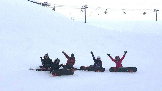 ABACUS Ski Trip 2018