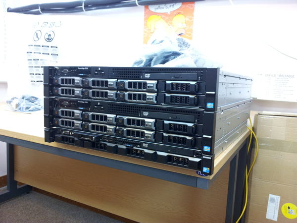 blackbox servers