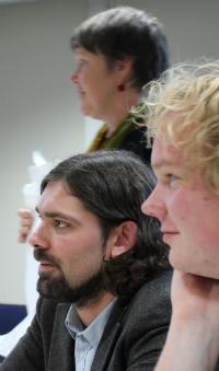 Kjetil Lundberg and Bo Vignes