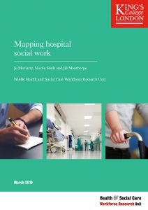 Mapping Hospital Social Work