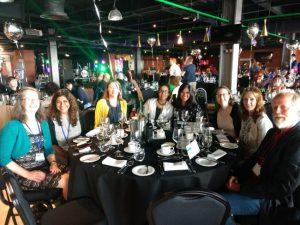HSCWRU staff at BSG 2019, Liverpool