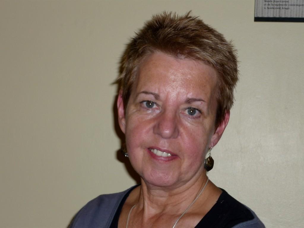 Dr Mary Baginsky