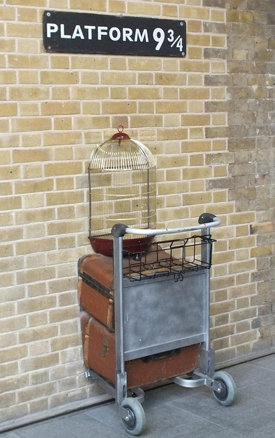 Platform harry potter