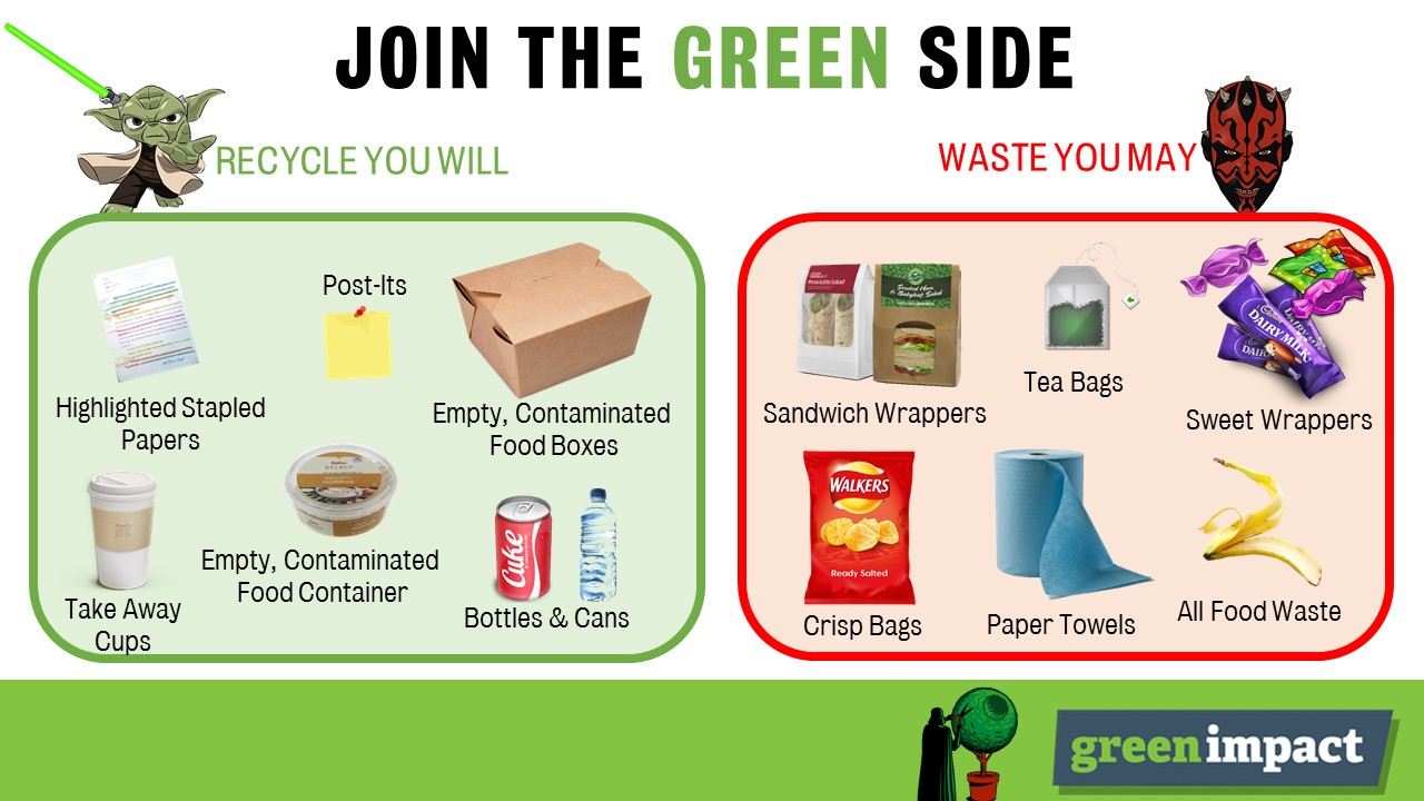 Advice on Starting a Recycling Program at My College...?