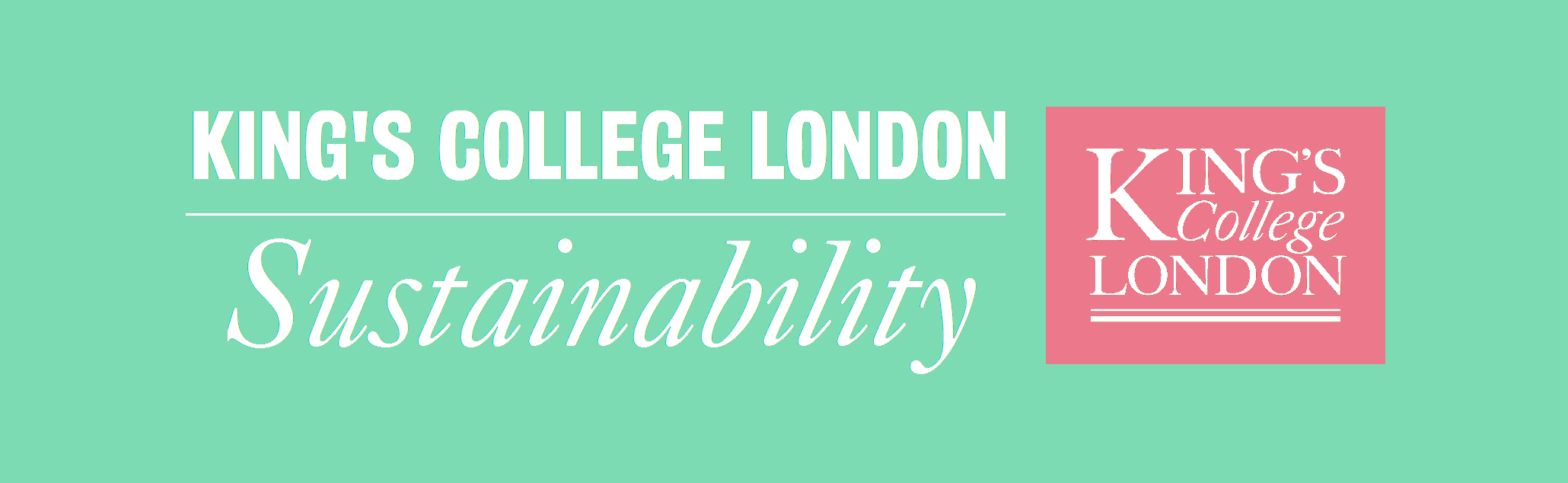 King's Sustainability