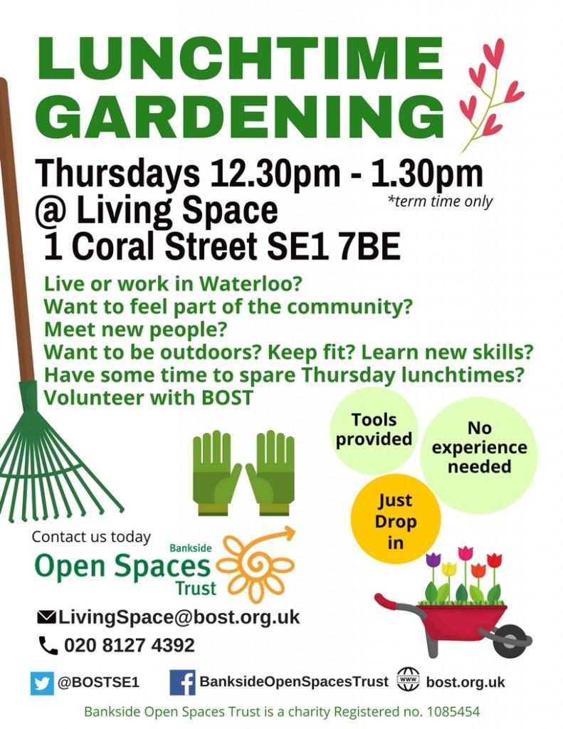 Living Space Gardening