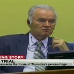 Watching Mladic