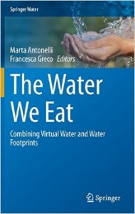 King's Water researchers publish new edited volume on virtual water & food security