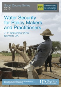Water Security Short Course
