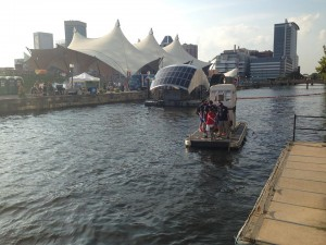 Baltimore's Trash Wheel